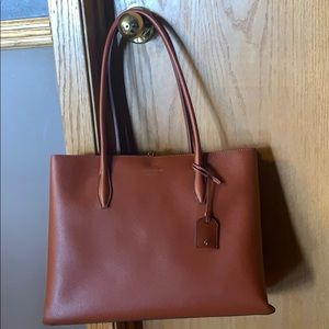 Kate spade burnt orange tote